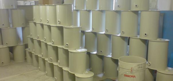 Műanyag tartály és vegyipari tárolók gyártása kedvező árakon!